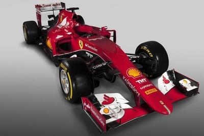 Fórmula 1: Ya conocemos el nuevo Ferrari (y el Mercedes y el Sauber)