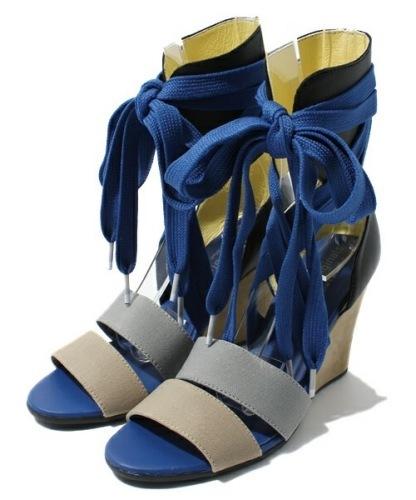 Adidas Mesoa Wedge, unas sandalias con cuña