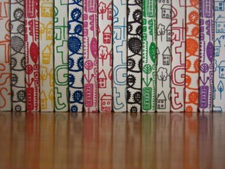 Cuadernos artesanos y ecológicos de Summersville