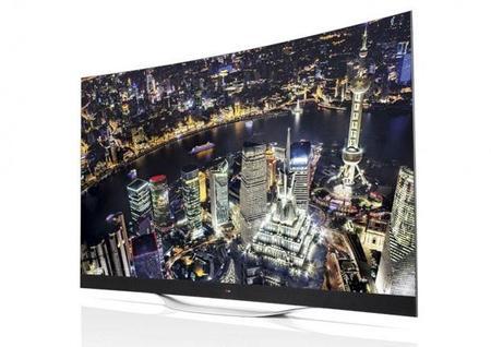 LG ha desplegado en el CES su nueva gama de televisores OLED Ultra HD curvos
