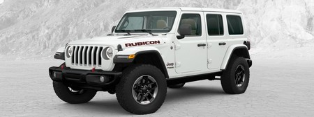 Jeep R Wrangler Unlimited Rubicon Edicion Deluxe 2020