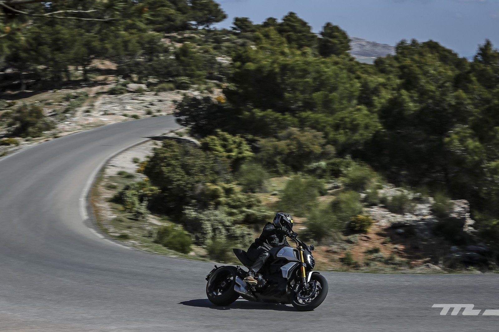 Foto de Ducati Diavel 1260 S 2019, prueba (6/59)