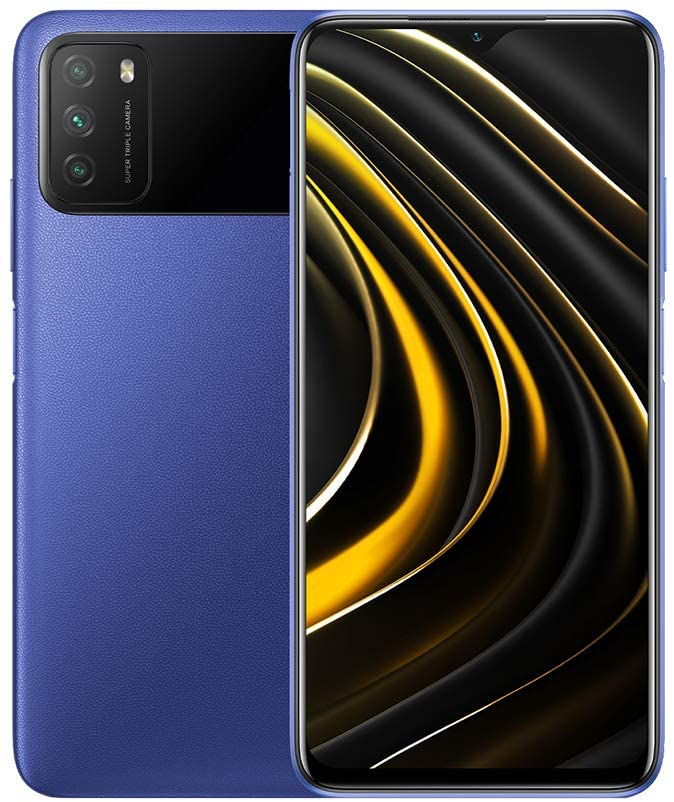 Xiaomi Pocophone M3 4GB 64GB - Azul
