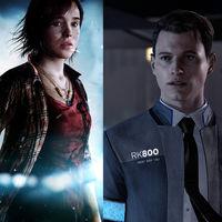 Heavy Rain, Beyond: Dos Almas y Detroit: Become Human ya tienen fecha en la Epic Games Store