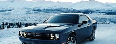 Dodge Challenger GT AWD, tracción en los dos ejes y motor V6 para comenzar