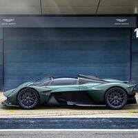Aston Martin Valkyrie Spider: un superdeportivo híbrido de 1.176 CV, tecnología de F1 y vistas a Odín