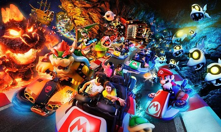 """17 cosas que nos han volado la cabeza de Super Nintendo World, el """"mini Disneyland"""" de Super Mario y sus amigos"""