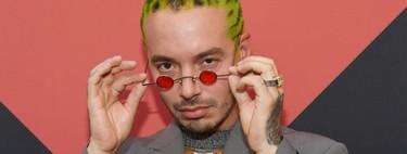 J Balvin falla al adoptar el oversize en la alfombra roja de los MTV VMAs