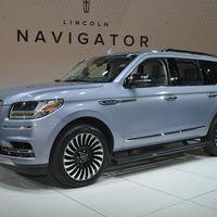 2018 Lincoln Navigator: listo para Nueva York, con siete plazas y ambiente de lujo
