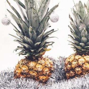 Este año en Navidad, ¿abeto por piña? una decoración polémica
