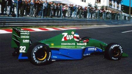 Gran Premio de Bélgica de 1991. El debut de un joven alemán llamado Michael Schumacher