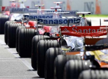 Cambios a la vista para 2008 en la sesión clasificatoria