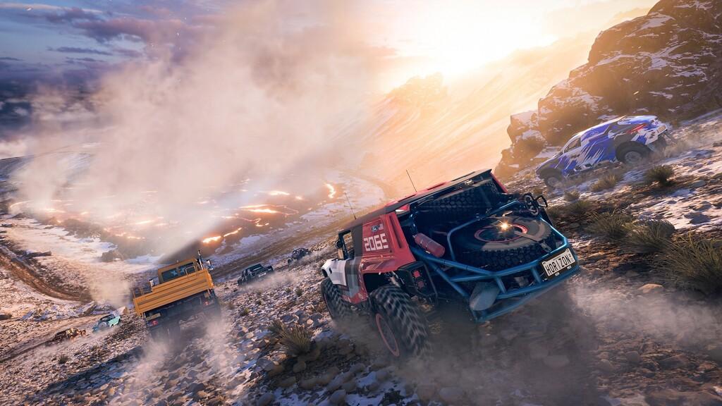 Todas las novedades de Forza Horizon 5 que Playground Games ha compartido hasta ahora: sonido, autopistas, tormentas y más