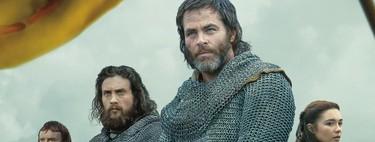 'El rey proscrito' es un precipitado relato medieval: lo nuevo del director de 'Comanchería' funcionaría mejor como miniserie
