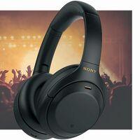 Los auriculares Sony WH-1000XM4 más baratos que nunca en MediaMarkt. Los tienes por 242,40 euros