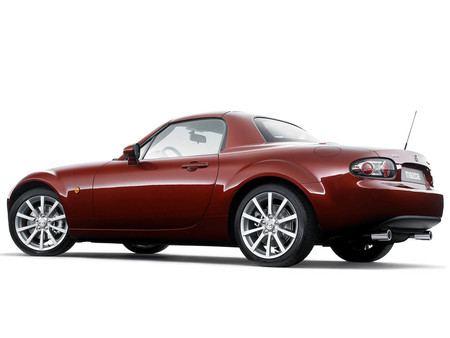 Mazda Mx 5 Roadster Coupe