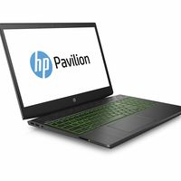 Portátil HP Gaming Pavilion 15, con gráfica Nvidia GeForce GTX 1050 Ti 4GB, por 699 euros en Amazon