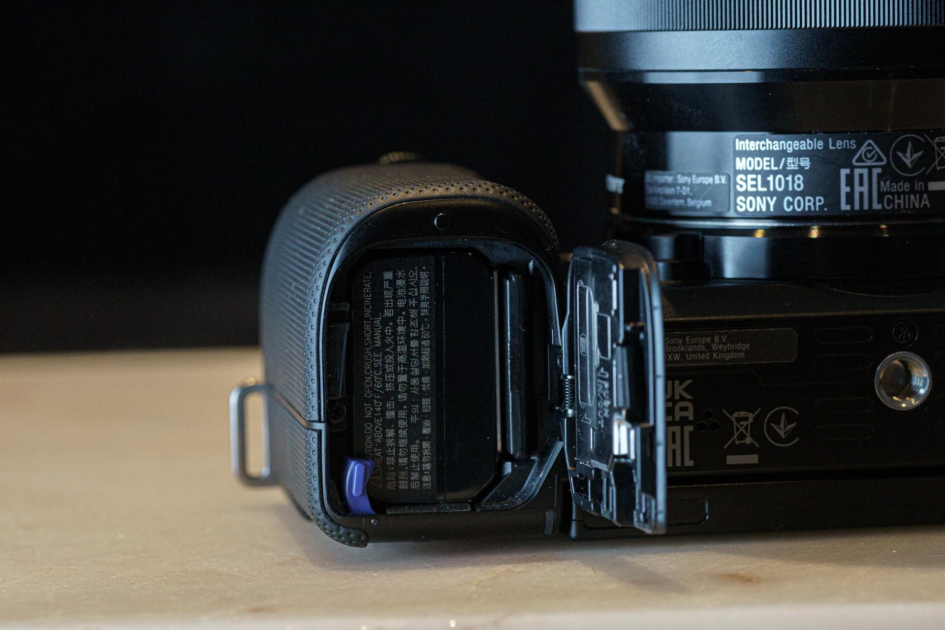 Foto de Fotografías de la Sony Sony ZV-E10 (5/12)