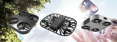 Air 100, Air Zen y Air Duo, nuevas versiones del AirSelfie (el dron de bolsillo diseñado para hacerse selfies)