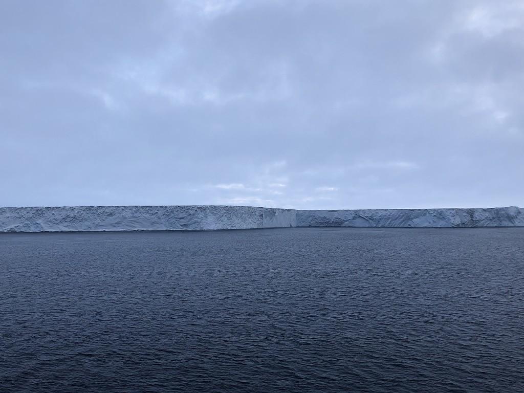 Este gigantesco iceberg del tamaño de La Rioja ha viajado más de 1.000 km en los últimos 3 años