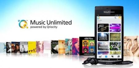 Sony lanza Music Unlimited en el Android Market