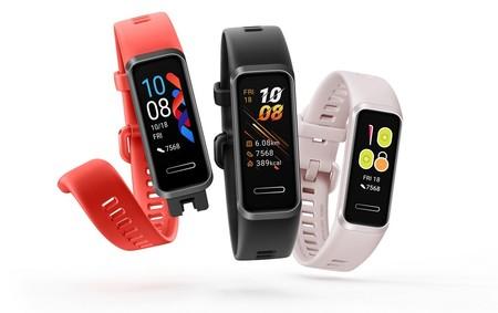 La Huawei Band 4 ya es capaz de medir la saturación de oxígeno en sangre con una actualización