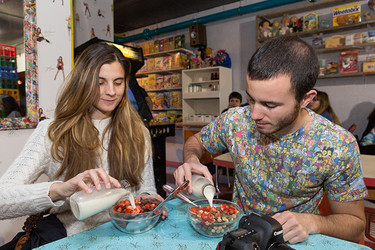 Las cafeterías especializadas en cereales de desayuno son ya una realidad en todo el mundo
