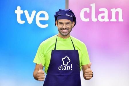 Cocina con Clan enseñará a los niños a cocinar y a comer de forma saludable con el chef Enrique Sánchez