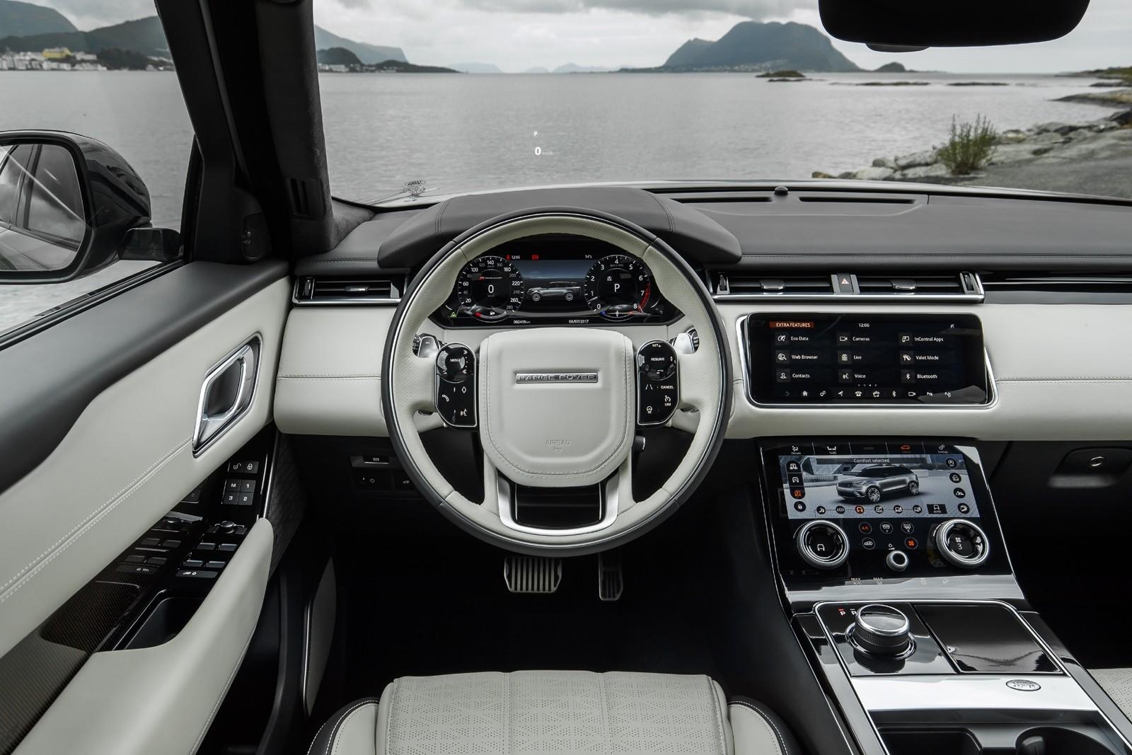 Foto de Range Rover Velar First Edition (17/56)
