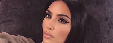 Kim Kardashian vuelve a los 90 (inspirándose en Christy Turlington) con su último look