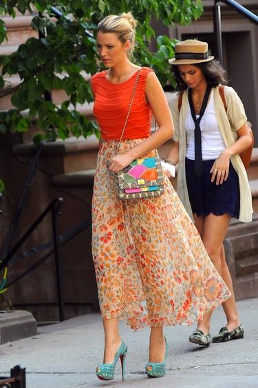 Nuevos estilismos para Gossip Girl y... ¿Nueva incorporación?