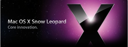 Apple publica información oficial acerca de Snow Leopard