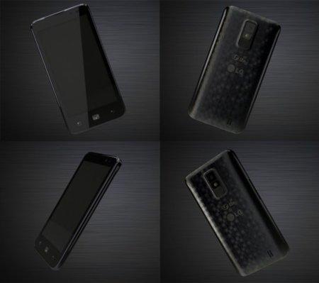 LG LU6200, el primer teléfono Android con pantalla de alta resolución