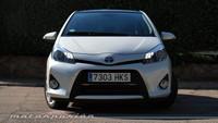 Toyota Yaris Hybrid, prueba (exterior e interior)