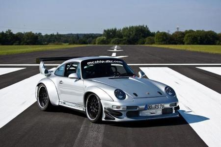 Porsche 993 GT2 Turbo 3.6 Widebody MC600 por mcchip-dkr