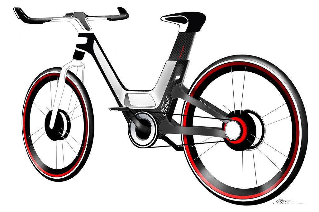 Foto de Ford E-Bike Concept  (2/16)