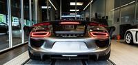 Edo Competition ya trabaja en el Porsche 918 Spyder