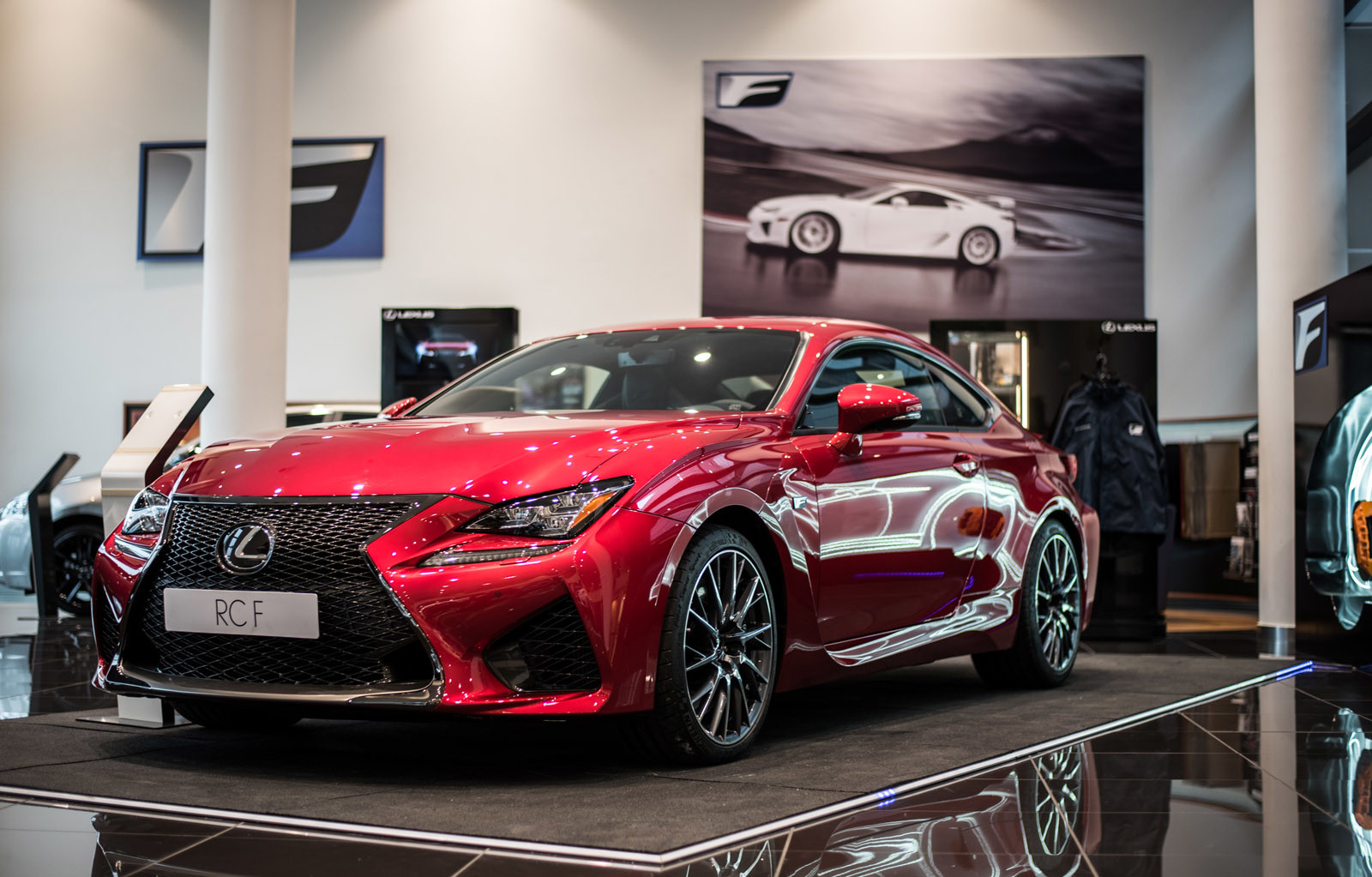 Lexus F Experience World Tour Spa-Francorchamps