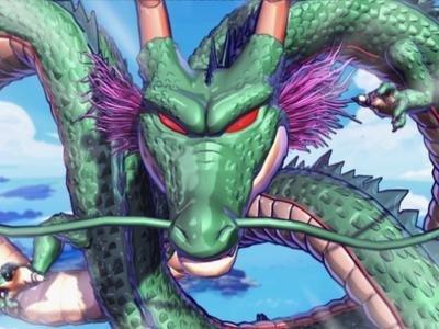 La intro del Dragon Ball Tenkaichi budokai en imágenes