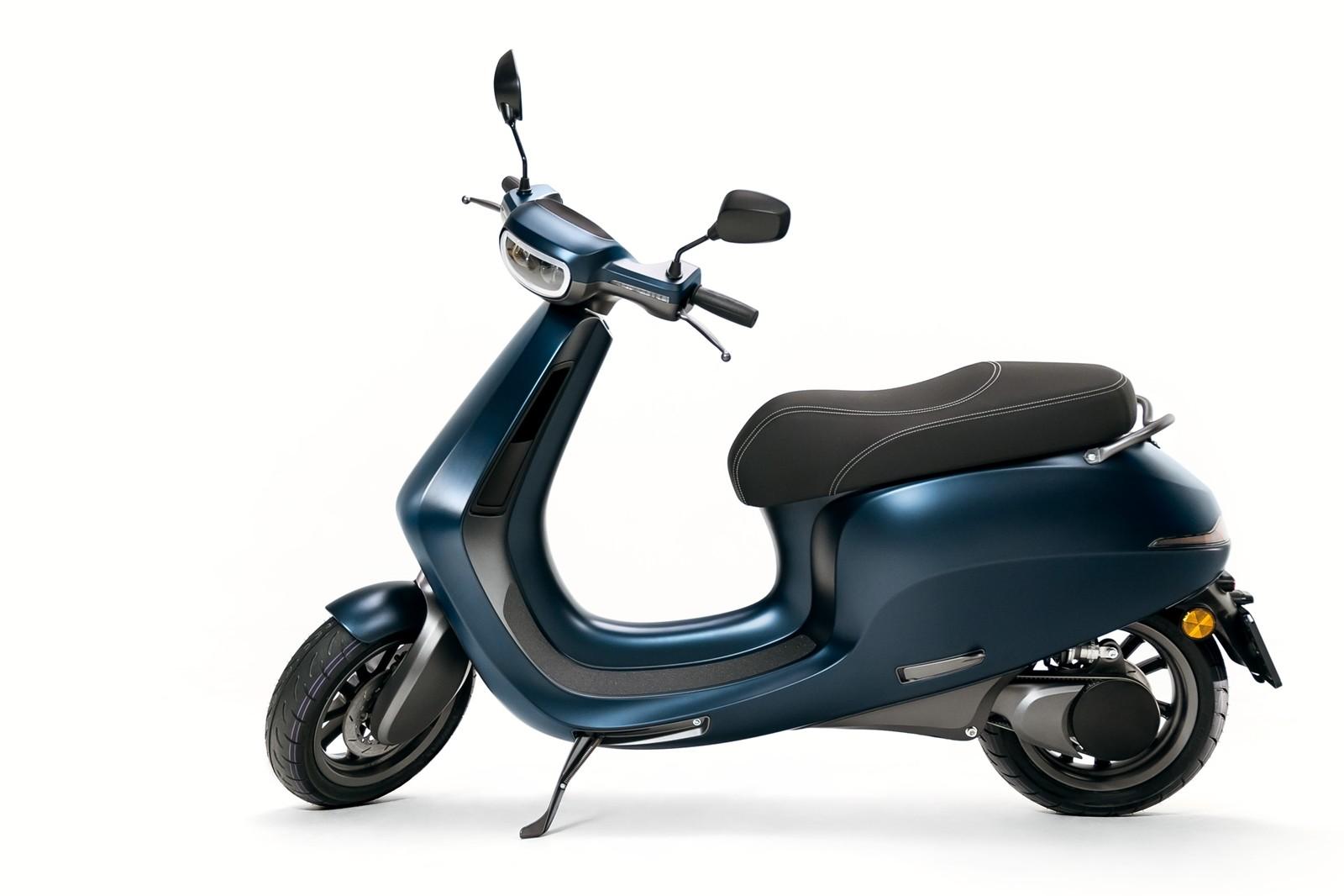 Etergo AppScooter 2019