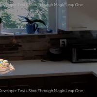 Aquí está la primera demo del dispositivo de Magic Leap... y no se parece en nada a lo que nos han vendido desde hace años