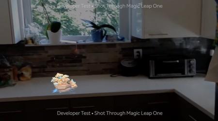 Aquí está la primera demo del dispositivo de Magic Leap... y no se parece en nada a lo que nos han querido vender desde hace años