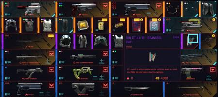 Dinero Infinito Cyberpunk 2