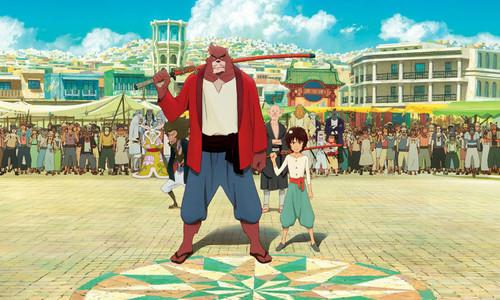 Animación | 'El niño y la bestia', de Mamoru Hosoda