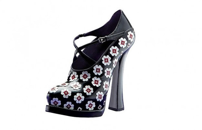 Zapato Mary Jane Prada