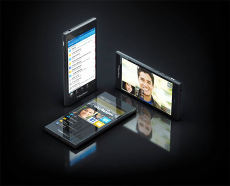 Blackberry Z3 Oficial
