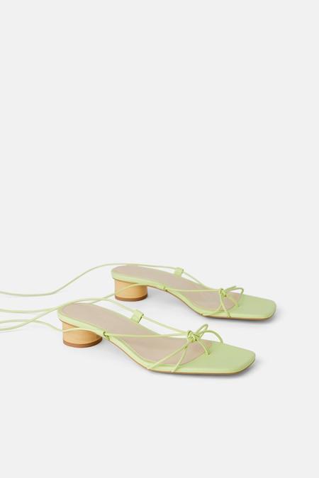 sandalia rebajas zara