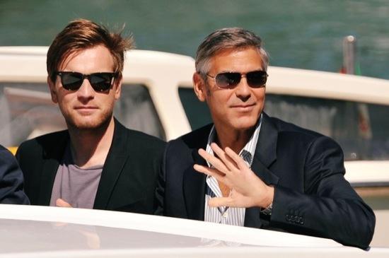 Foto de George Clooney, Ewan McGregor, Matt Demon y más nombres en el Festival de Venecia 2009 (15/35)