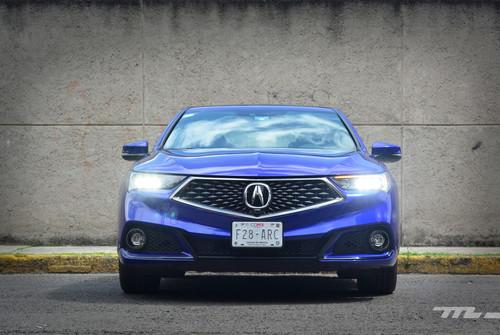 Acura TLX A-Spec, a prueba: el lujo también se mueve rápido