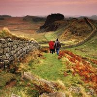 Ésta es la muralla romana más larga del mundo (y sigue en pie)